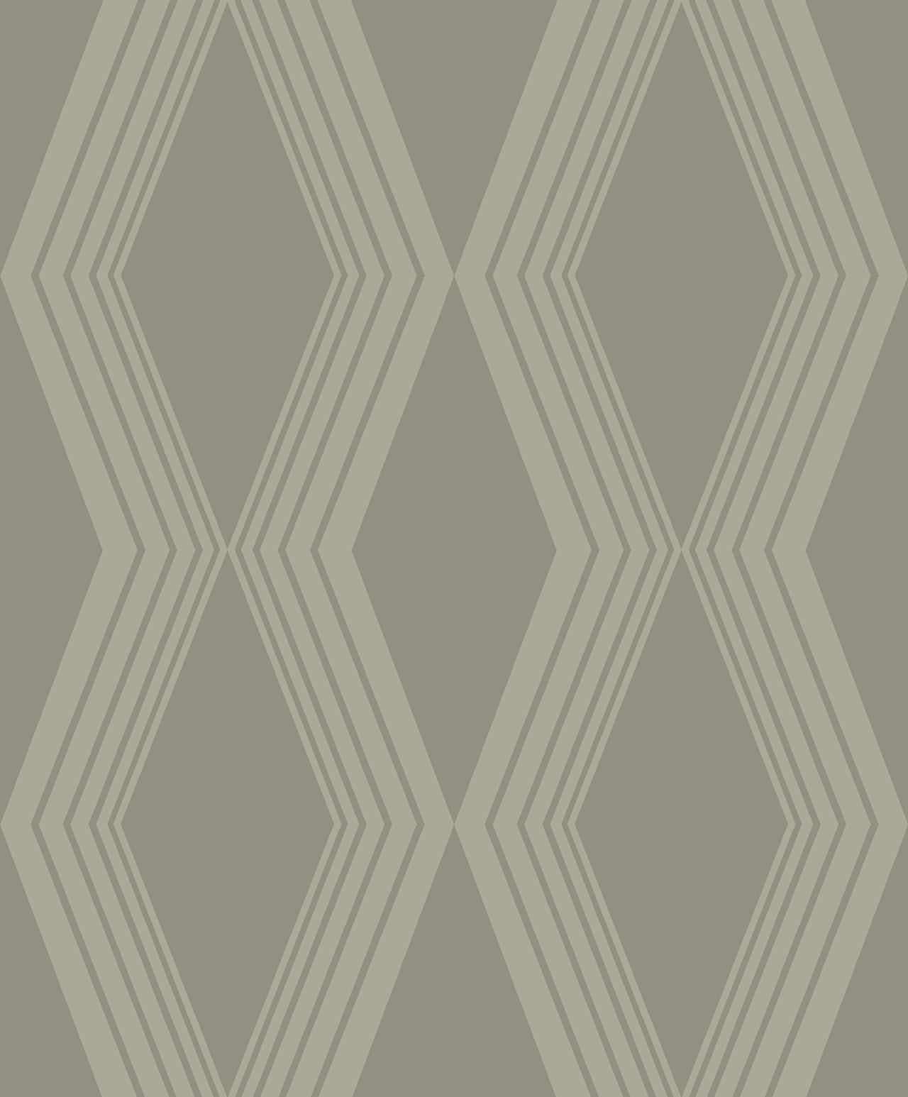 DIAMONDS KHAKI   A decadence wallpaper-DC00170
