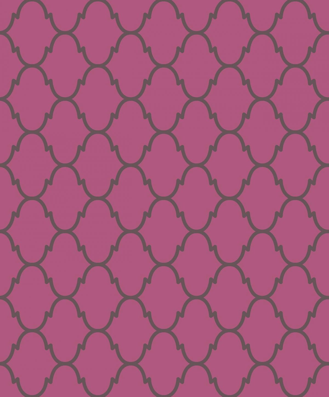 MARRAKESH FUCHSIA B decadence wallpaper-DC00156