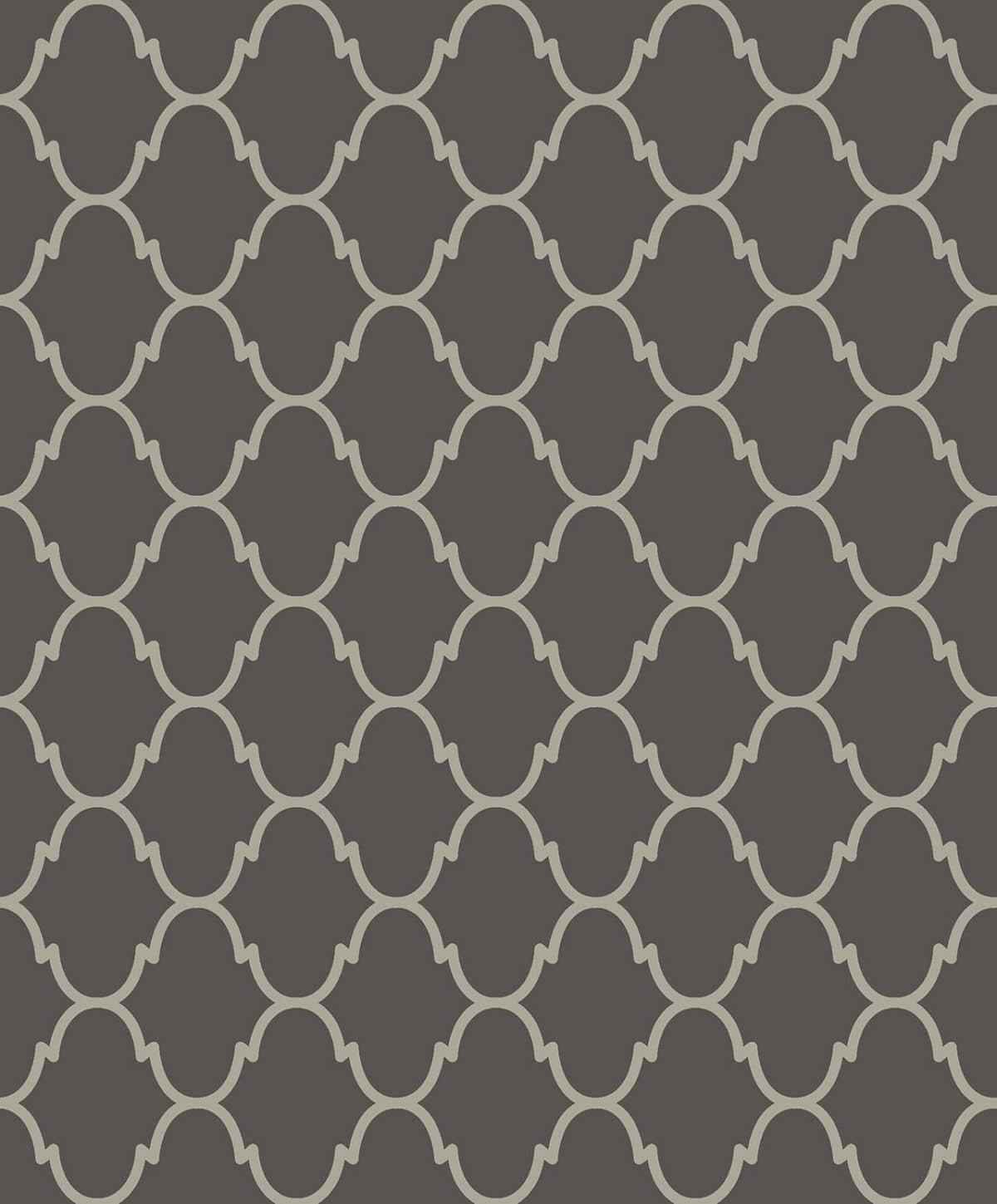 MARRAKESH TRUFFLE B decadence wallpaper-DC00154