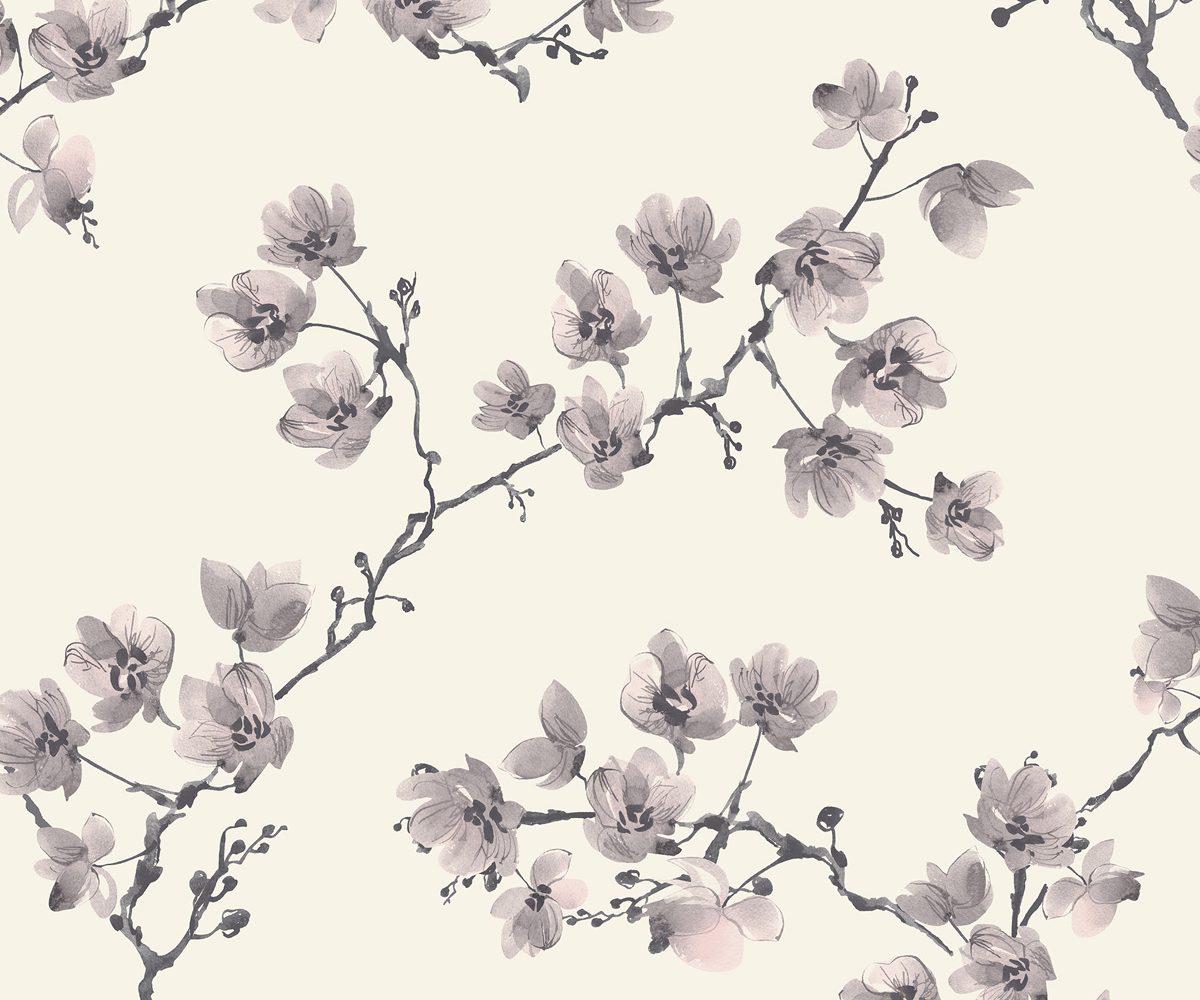 Pagoda-wallpaper-blossom-MH00400