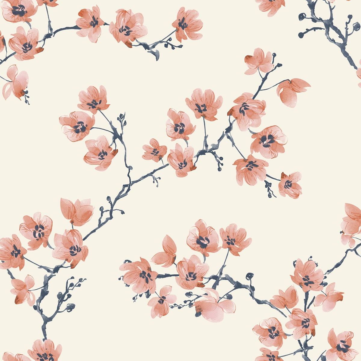 Pagoda-wallpaper-blossom-MH00414