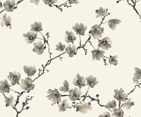 Pagoda-wallpaper-blossom