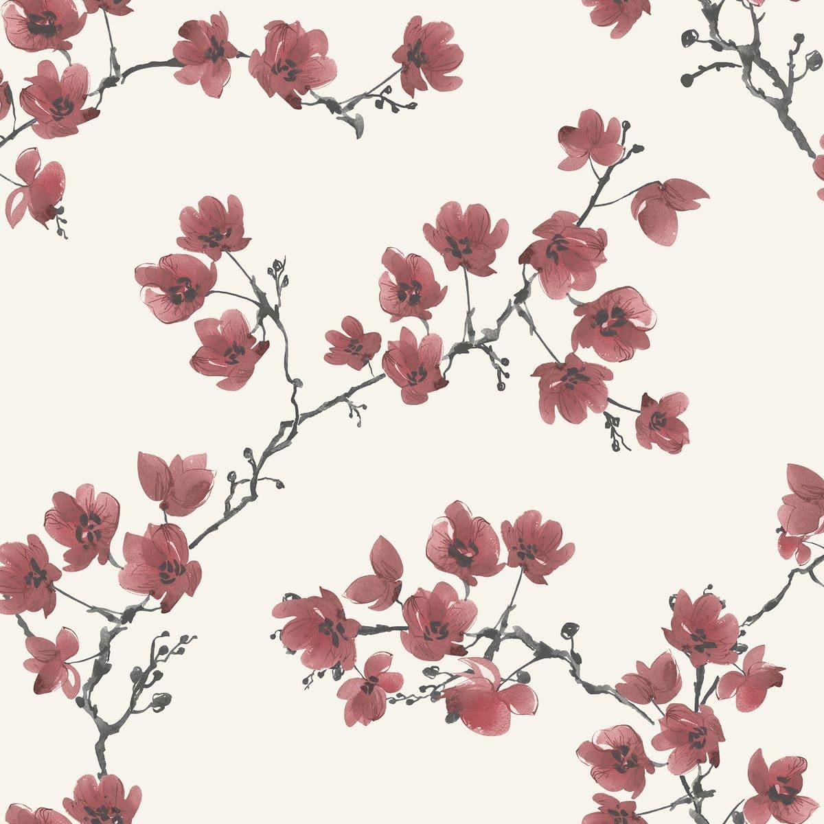 Pagoda-wallpaper-blossom-MH00432