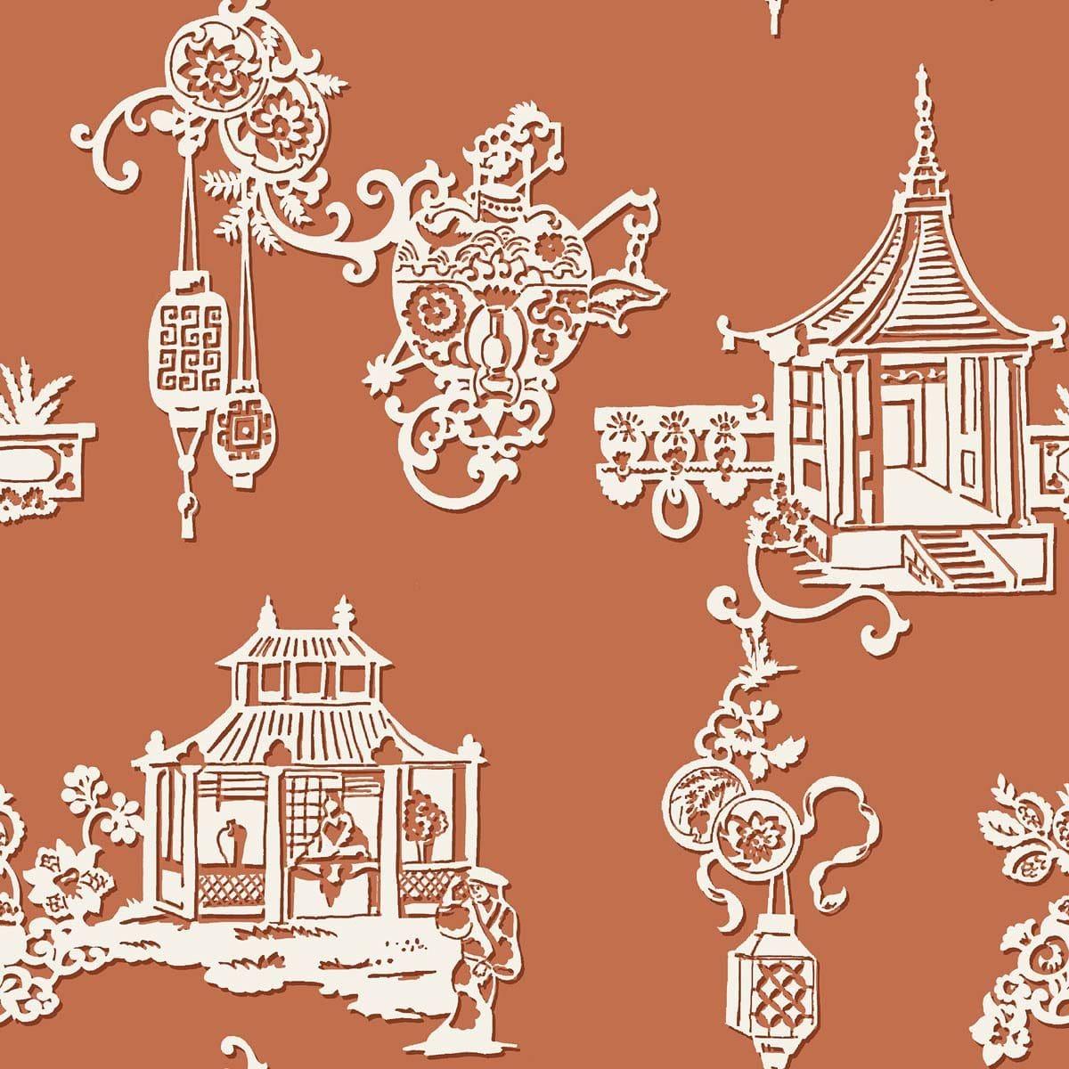 Pagoda-wallpaper-chinois-MH00416