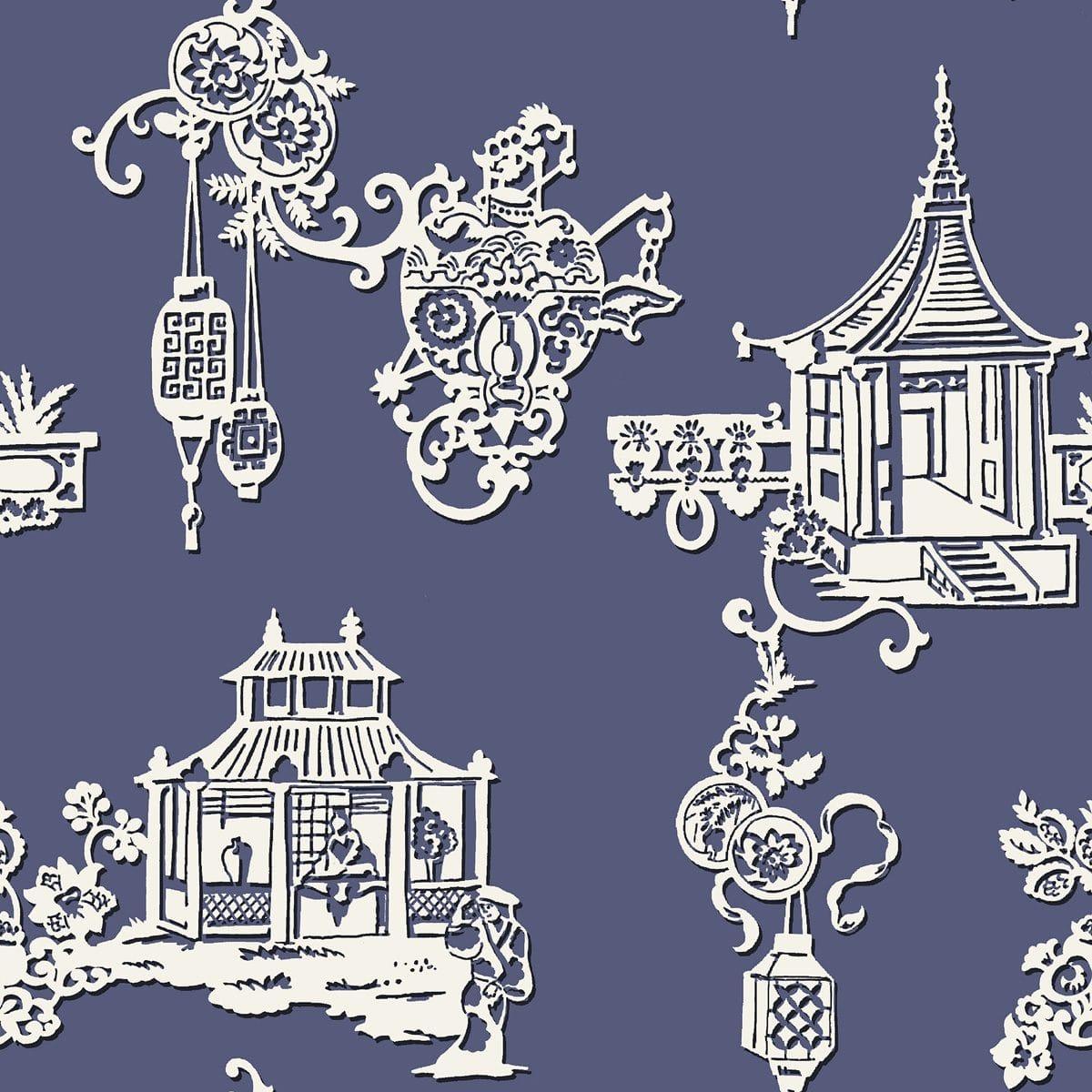 Pagoda-wallpaper-chinois-MH00417
