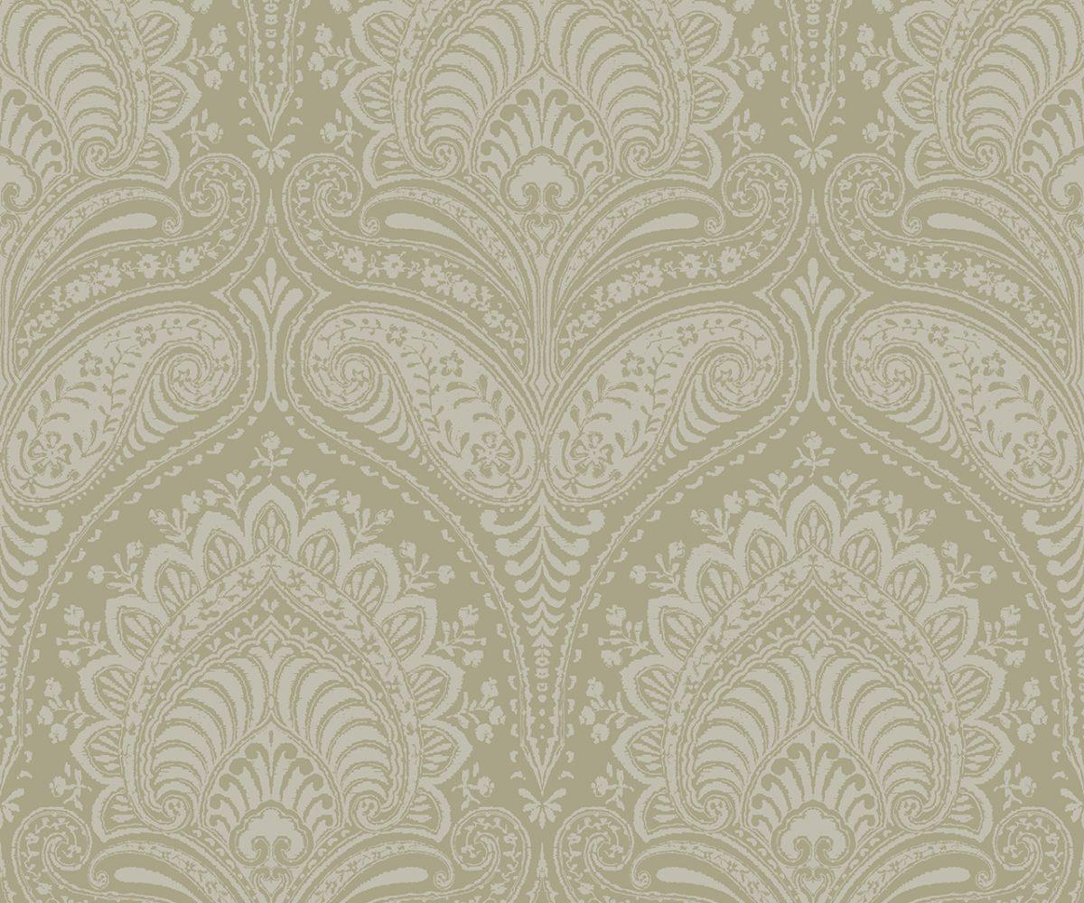 REGAL OLIVE  A Milan-Wallpaper-CO00114