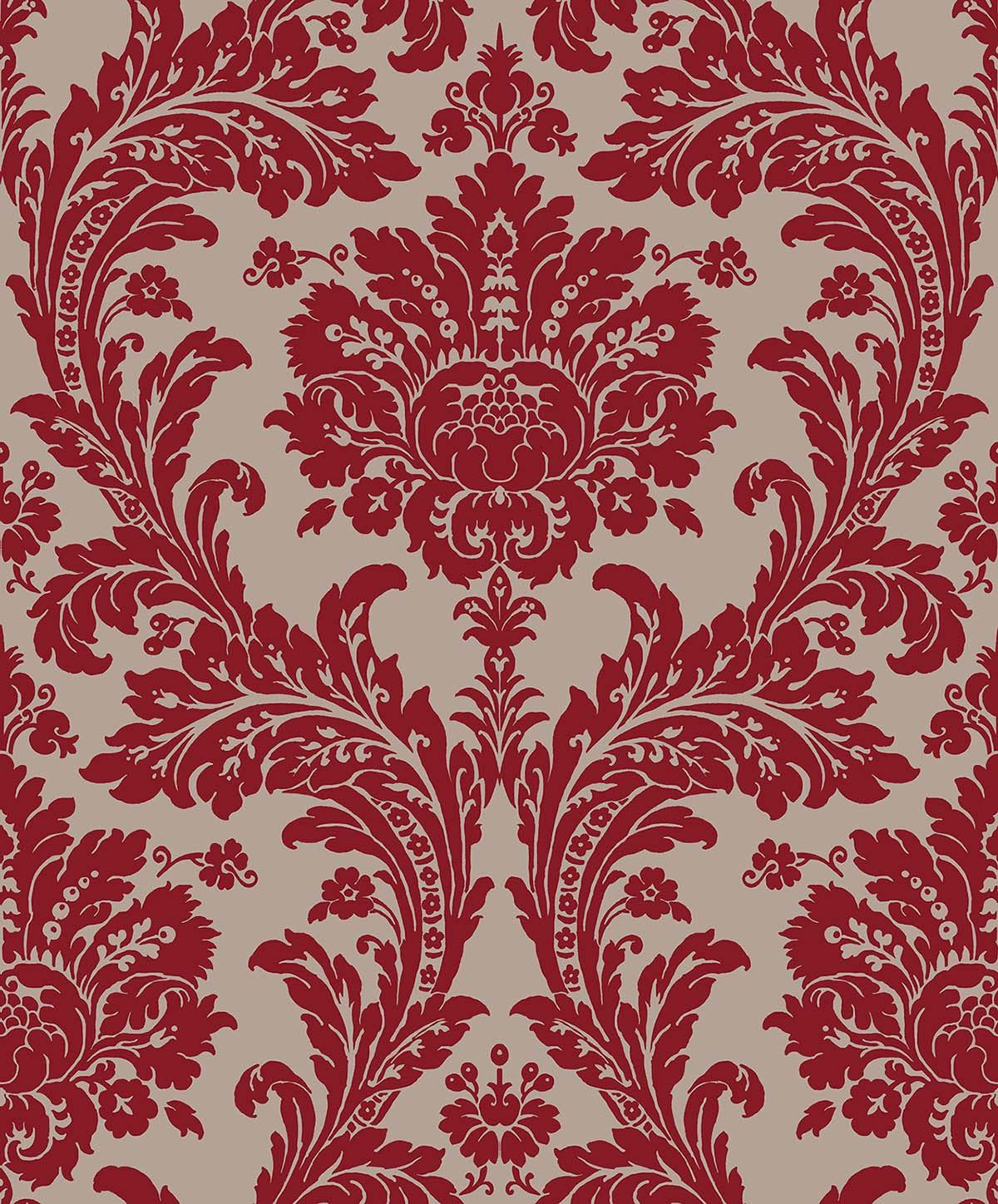 REGENCY GRAND DAMASK WINE D PV00220