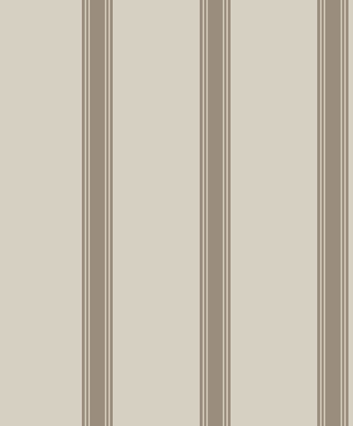 REGENCY ROYAL STRIPE TAUPE