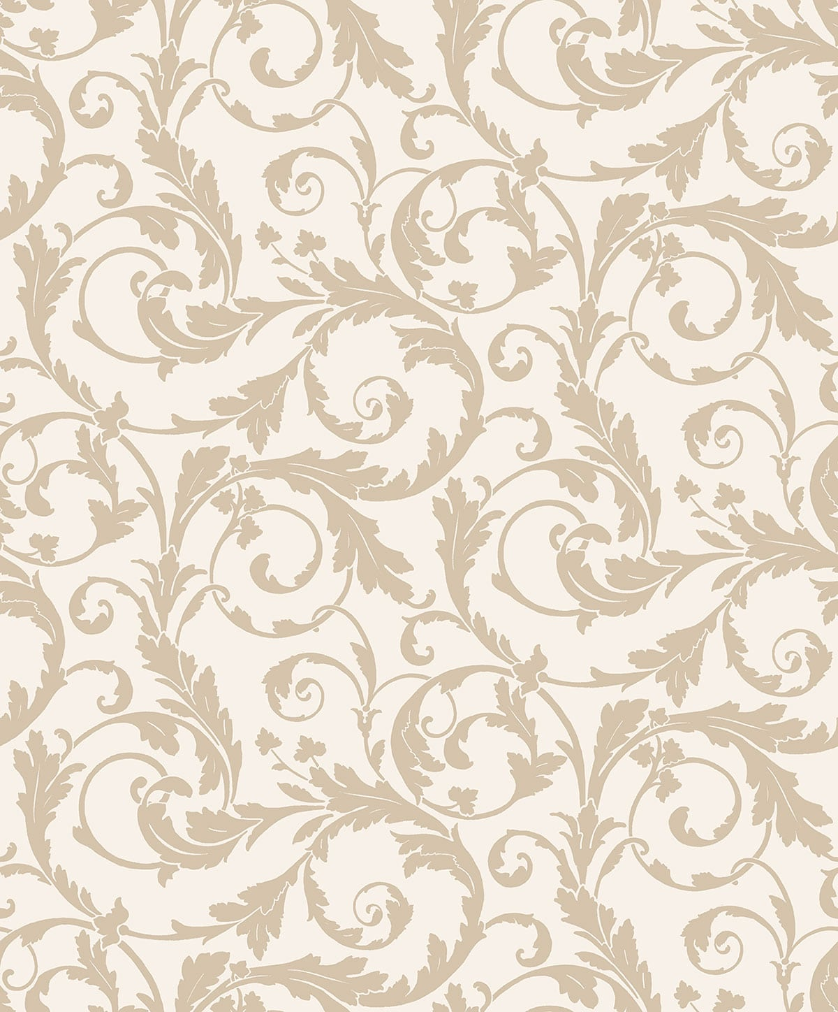 REGENCY SCROLL GOLD A PV00230