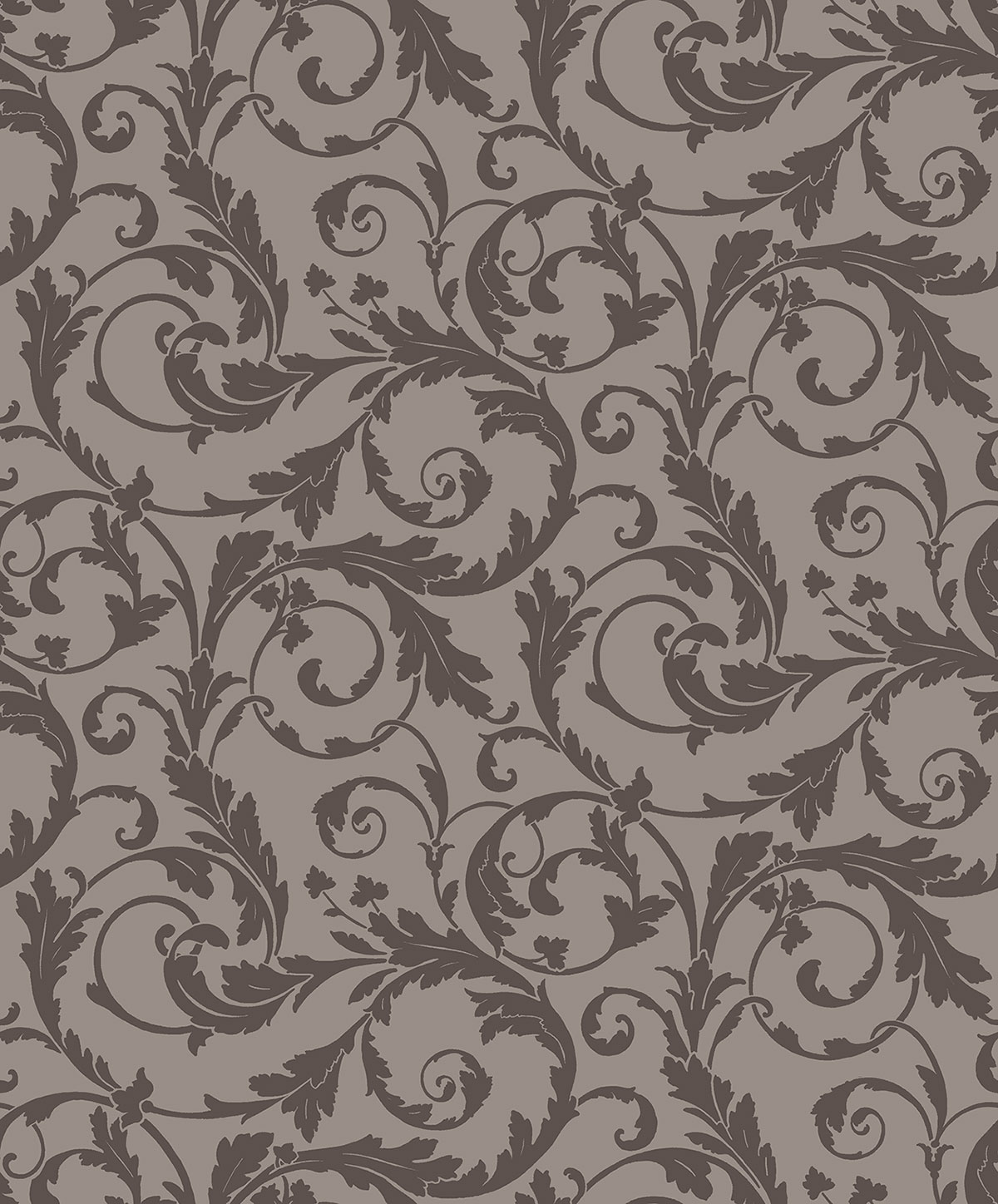 REGENCY SCROLL PEWTER A PV00232