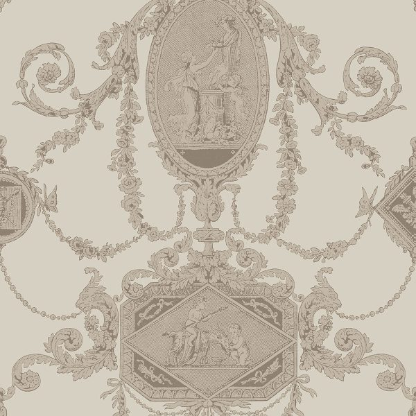 REGENCY TOILE BRONZE