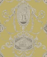 REGENCY TOILE CHARTREUSE