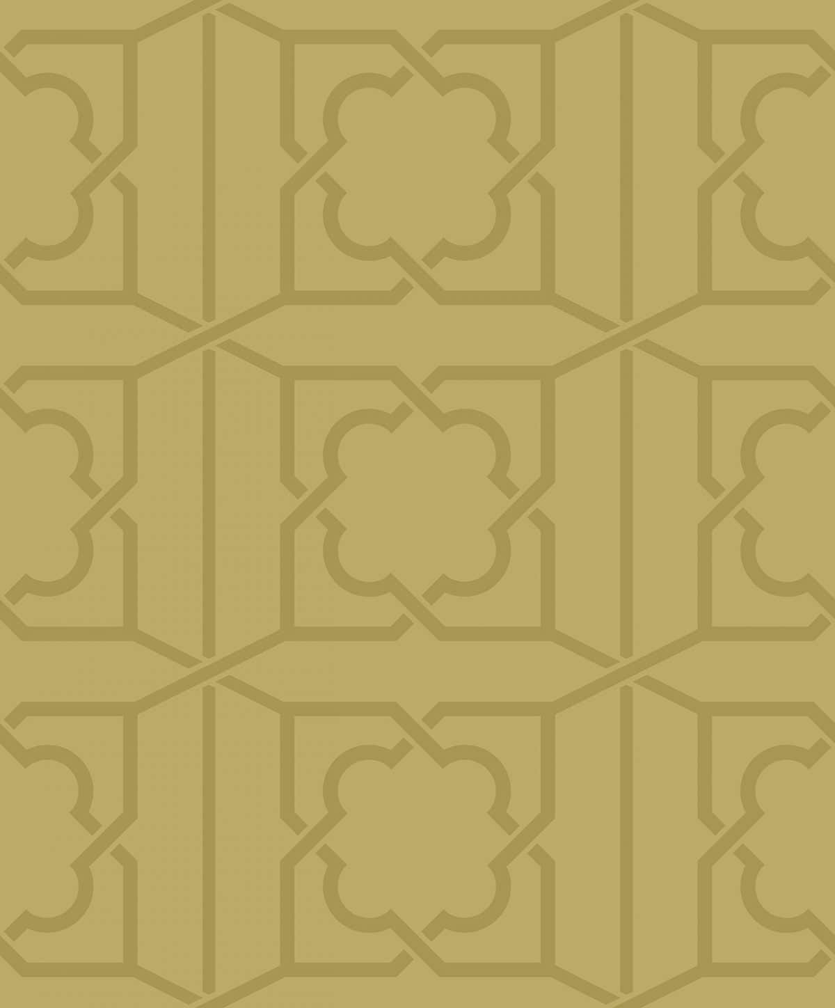 REGENCY TRELLIS CHARTREUSE BEADED B PV00241