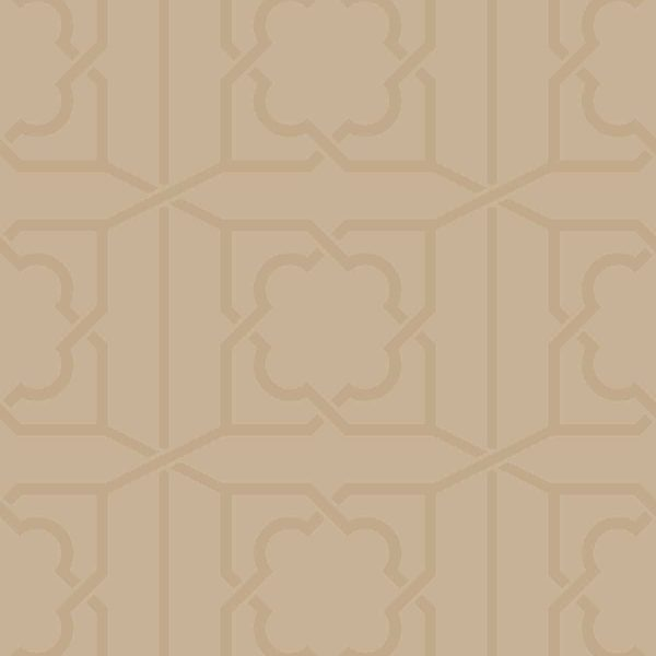 REGENCY TRELLIS GOLD BEADED