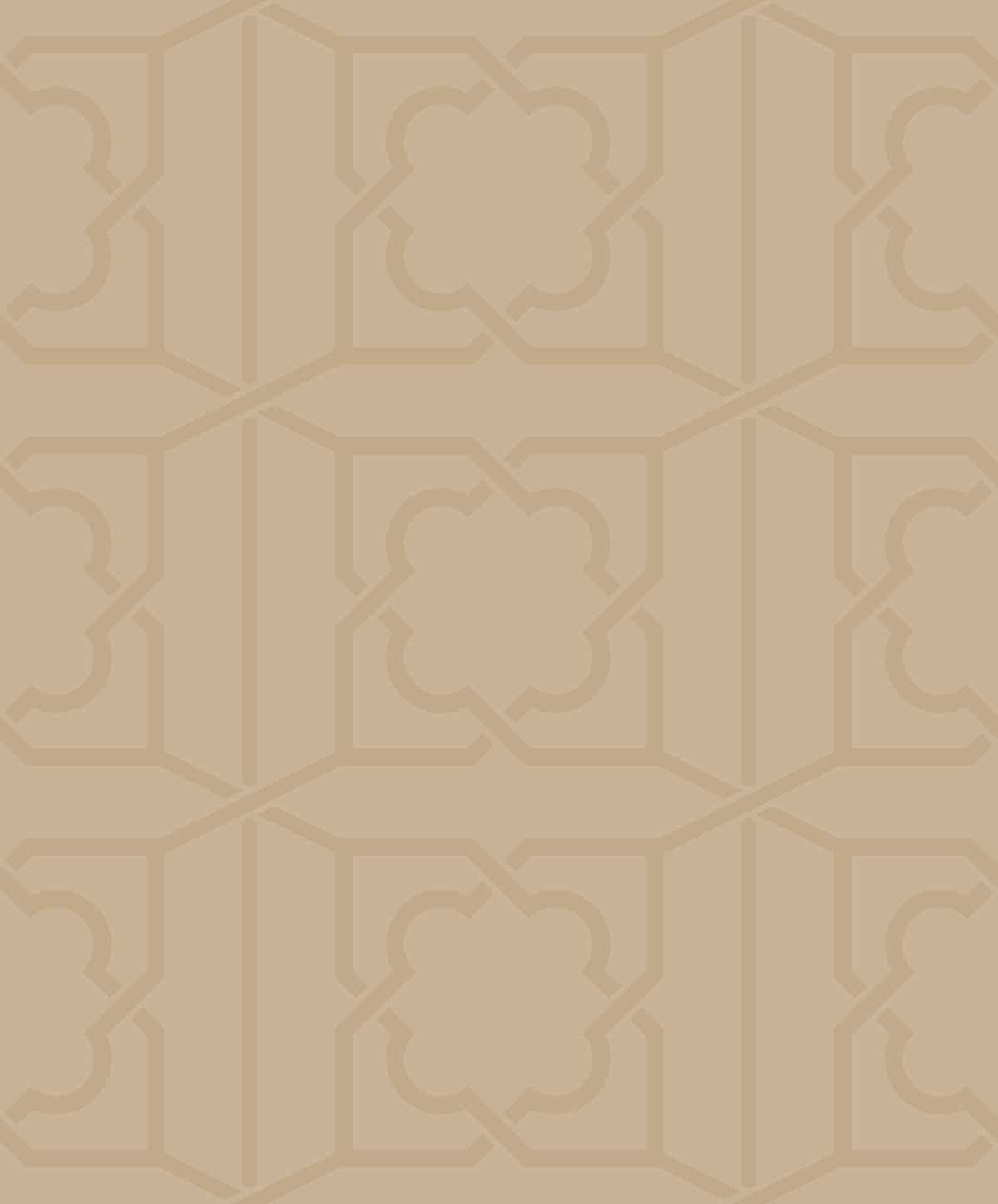 REGENCY TRELLIS GOLD BEADED B PV00238