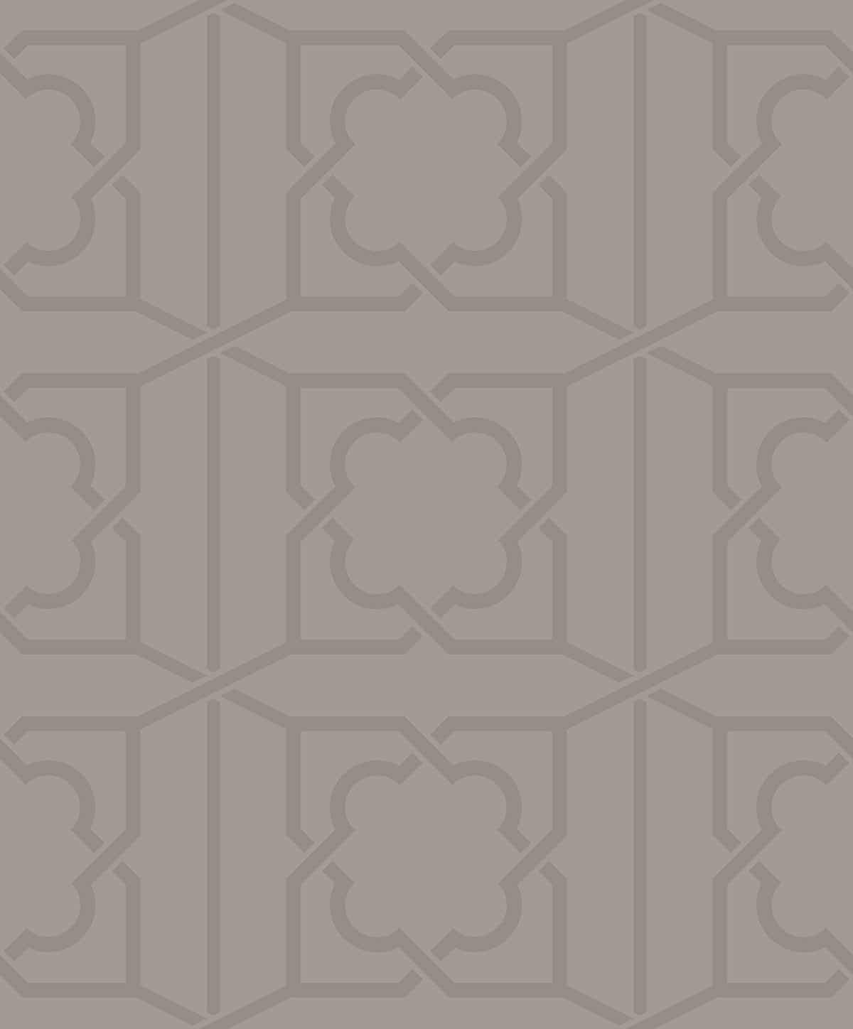 REGENCY TRELLIS PEWTER BEADED B PV00240