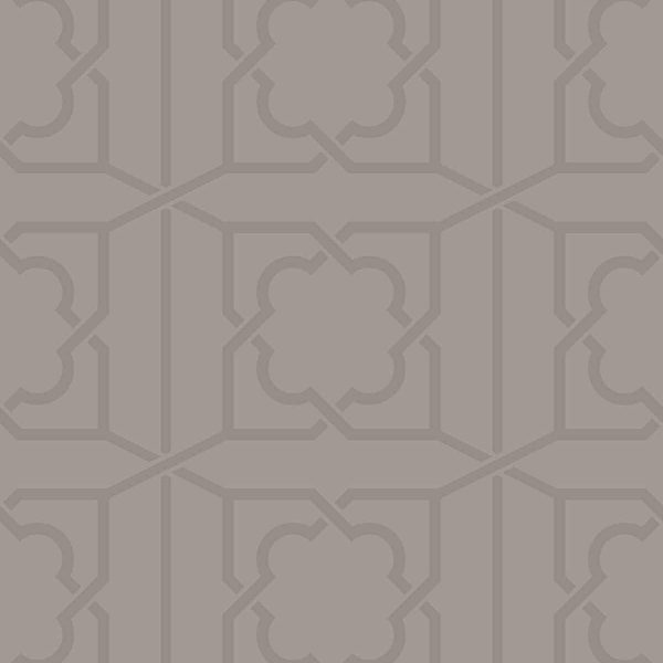REGENCY TRELLIS PEWTER BEADED