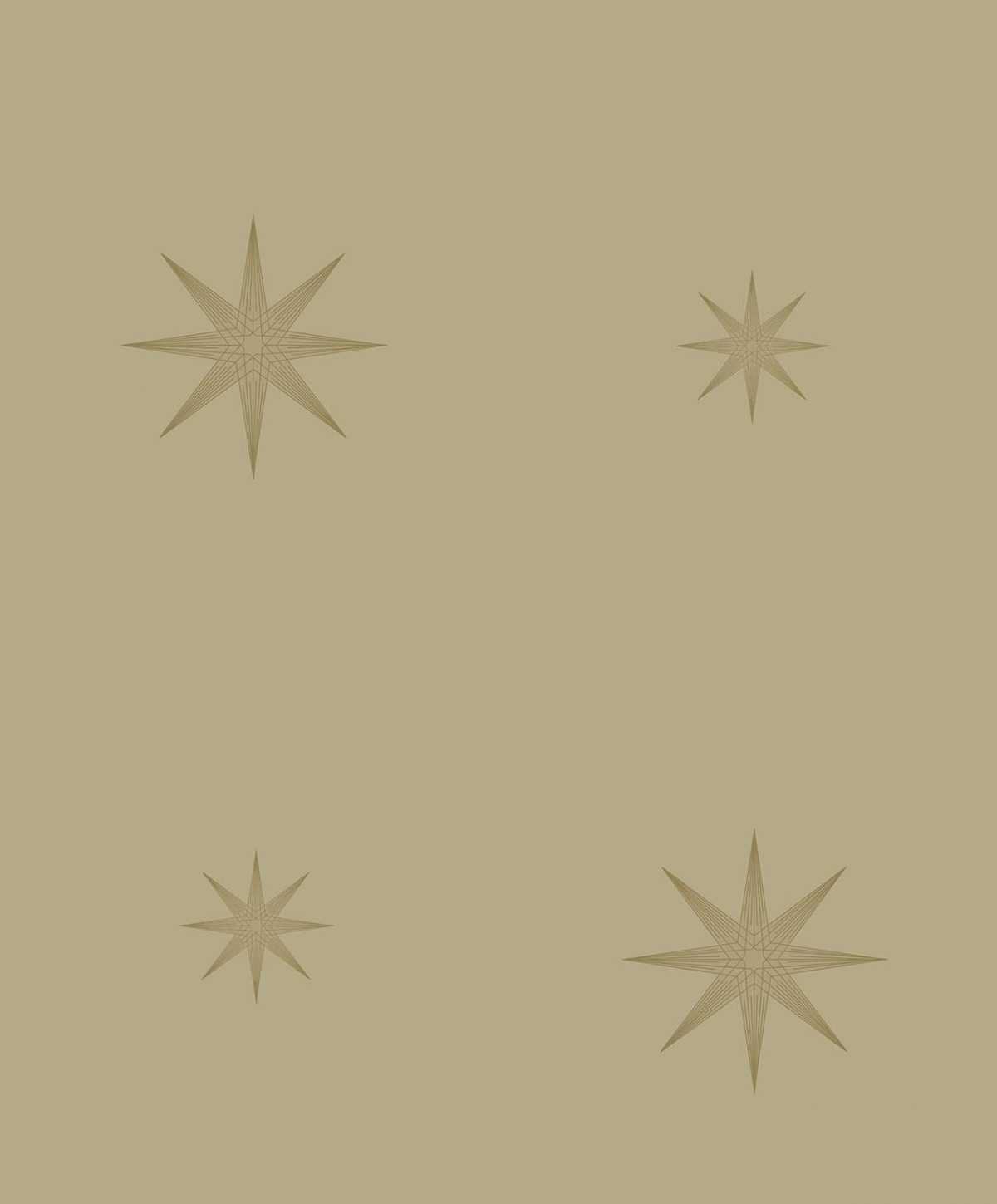 STAR GOLD  A decadence wallpaper-DC00178