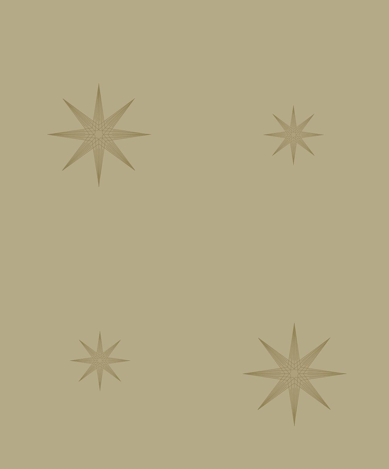 STAR GOLD A decadence wallpaper
