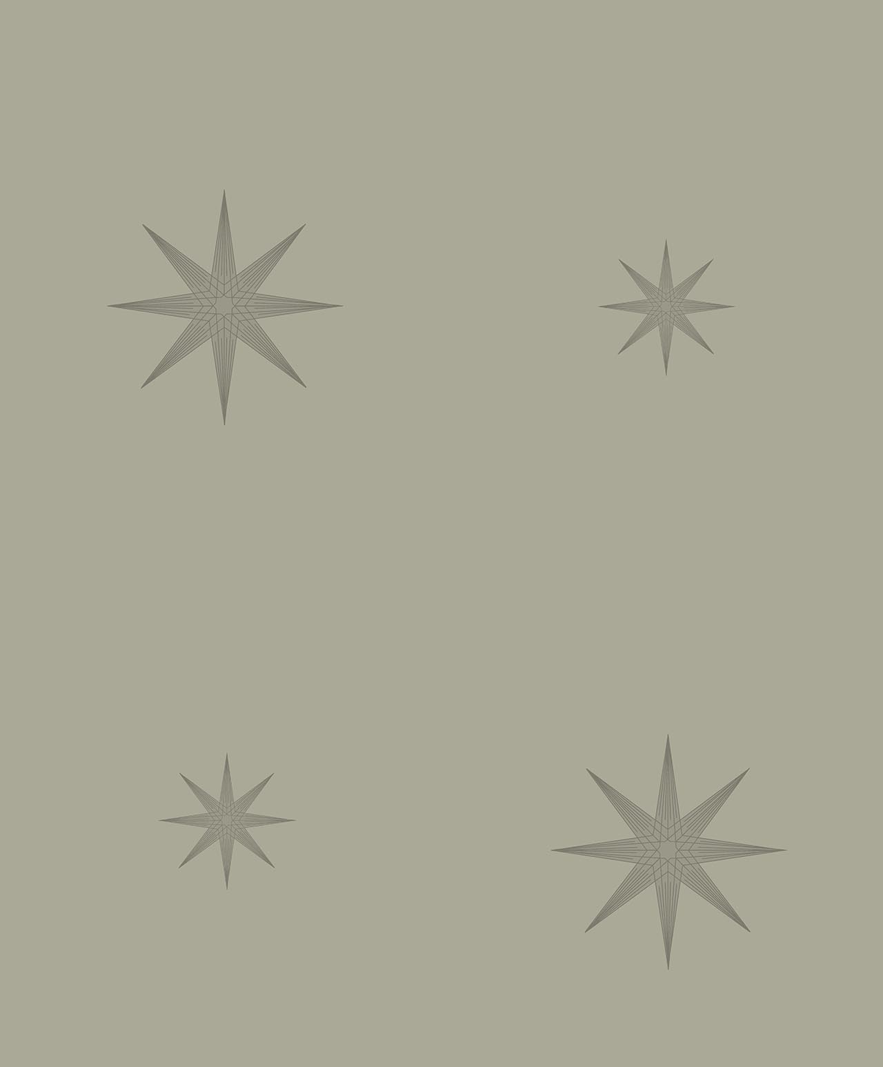 STAR KHAKI  A decadence wallpaper-DC00175