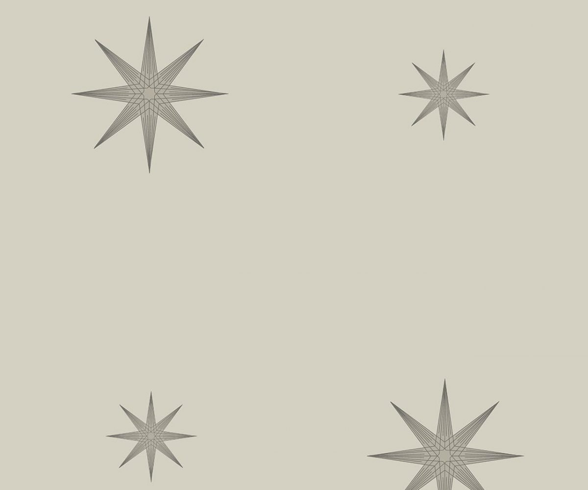 STAR LATTE  A decadence wallpaper-DC00177