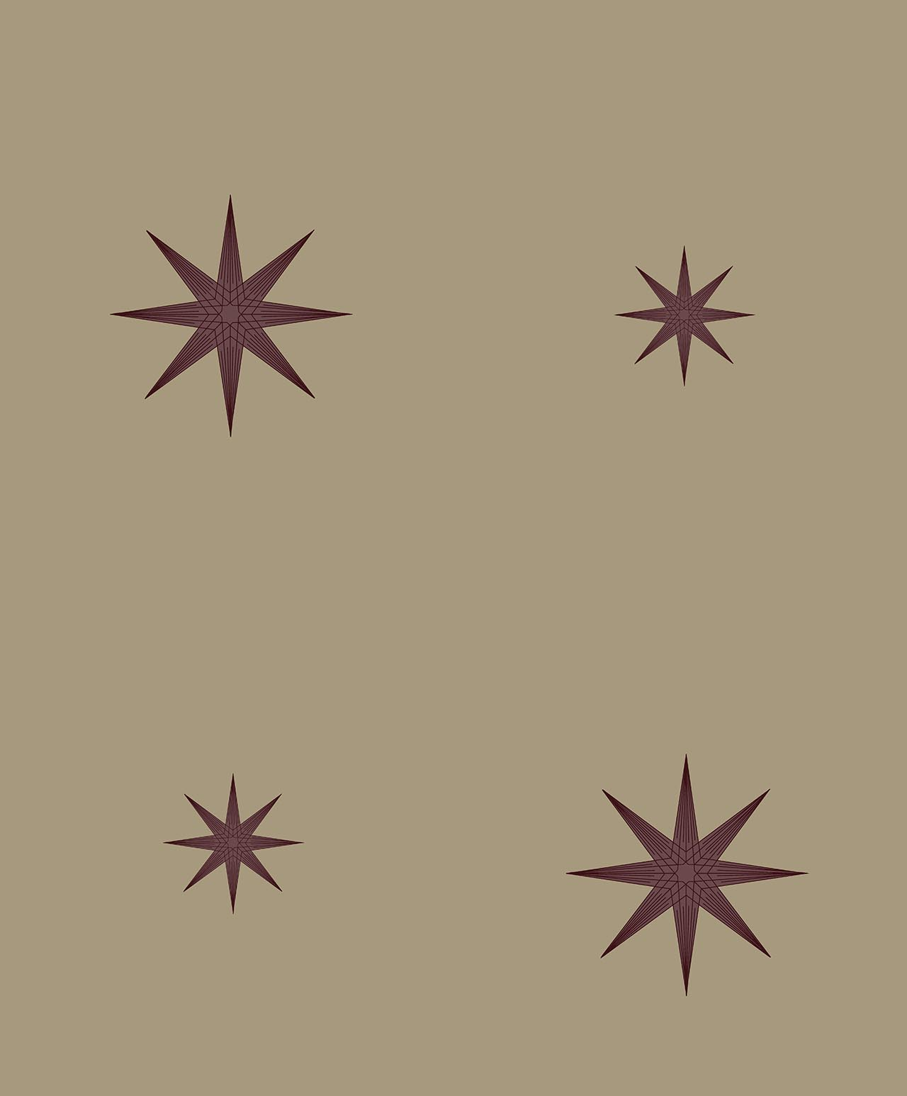 STAR RUBY  A decadence wallpaper-DC00176
