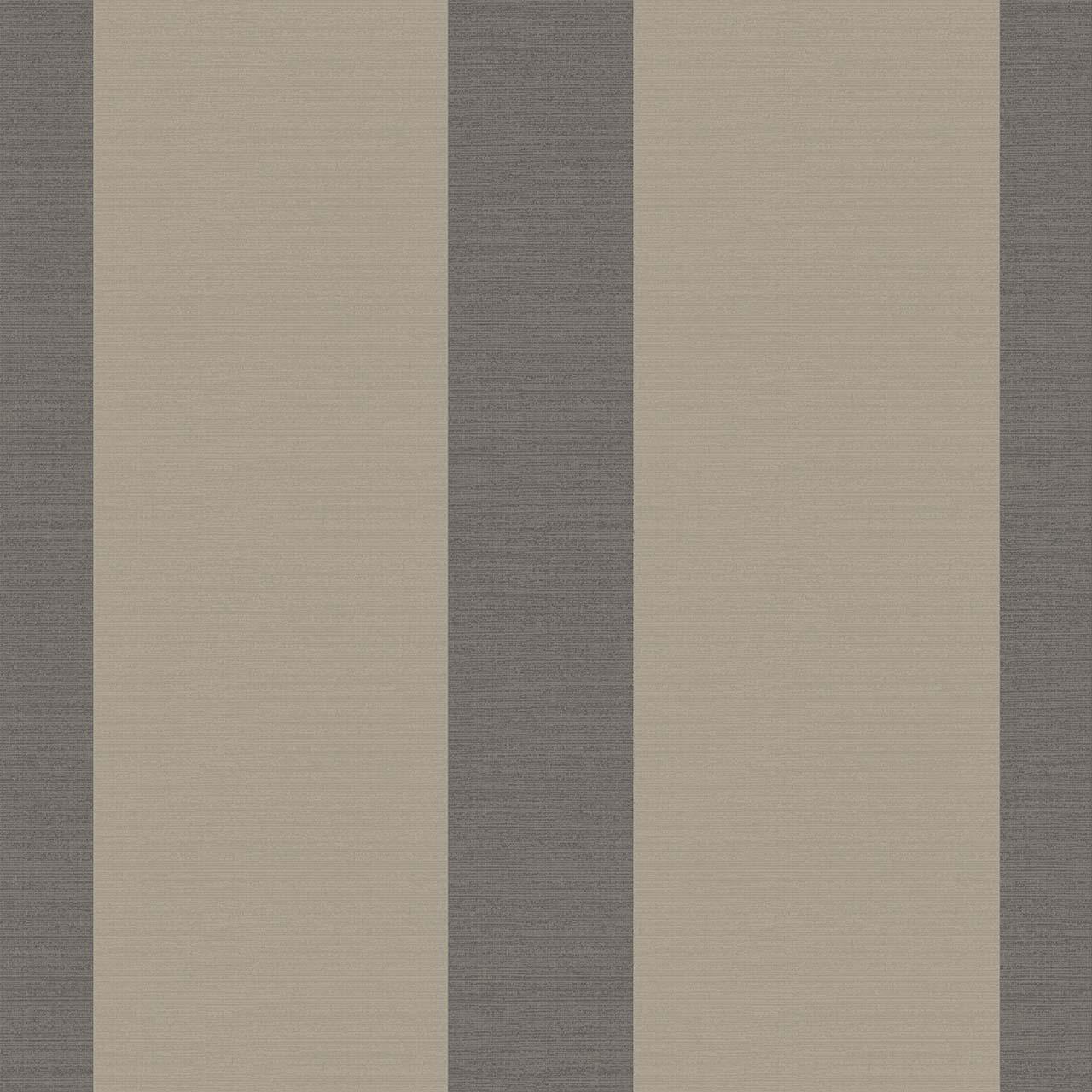 WIDE STRIPE BLACK & GOLD A Milan-Wallpaper-CO00111