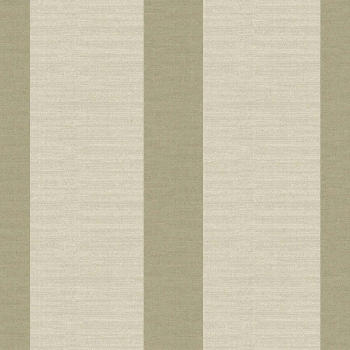 WIDE STRIPE OLIVE Milan-Wallpaper-CO00108